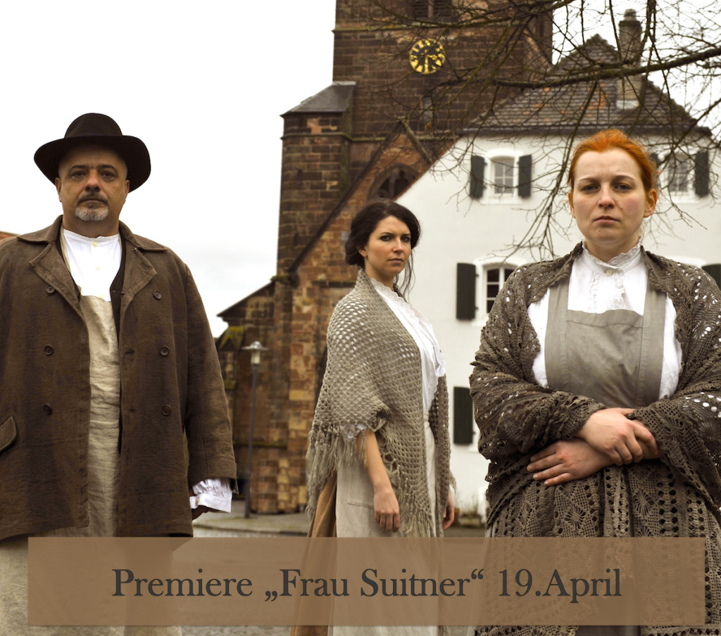 "Premiere ""Frau Suitner"" 19.April"